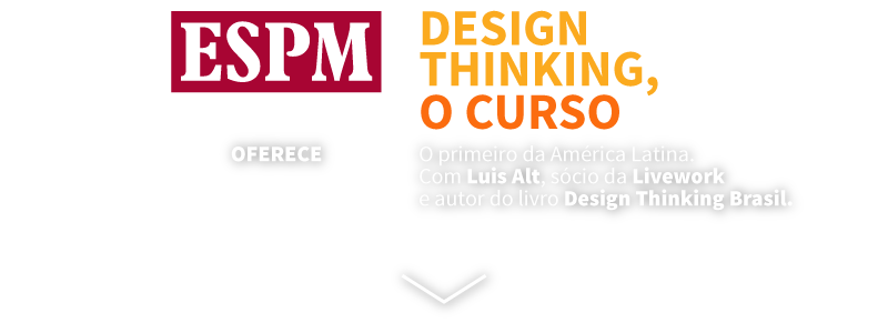 Design Thinking @ ESPM