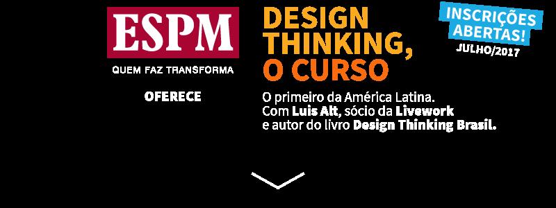 Design Thinking @ ESPM
